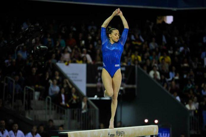 Larisa Iordache a cucerit o medalie de aur la Universiada de la Taipei. Foto: Ziua de Cluj