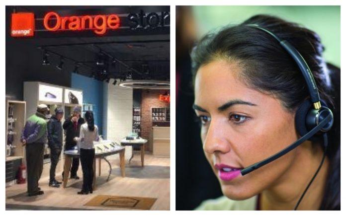 locuri de muncă orange