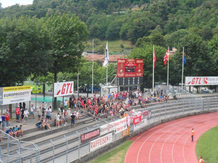 FCSB va ajunge pe malul frumosului la Lugano în acest sezon al Ligii Europa. Foto: Groundhopping Schweiz / Flickr