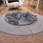 monumentul marii uniri macheta ioan bolborea