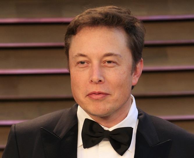 Elon Musk. Foto: Shutterstock