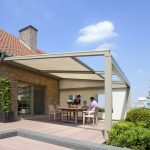 policarbonat terasă