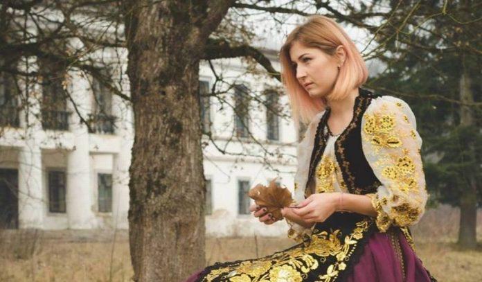 Irina Onescu, primarul comunei Petriș FOTO: Facebook