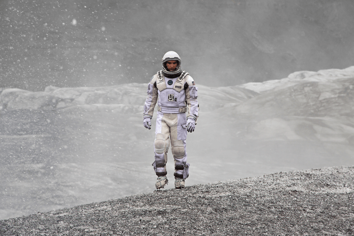 FOTO: Imagine din filmul Interstellar