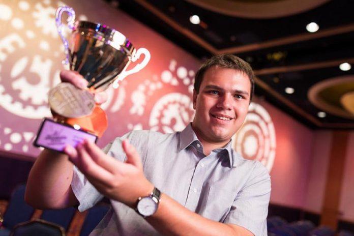 Tiberiu Danciu vrea să studieze la o universitate din străinătate. Foto: digi24.ro