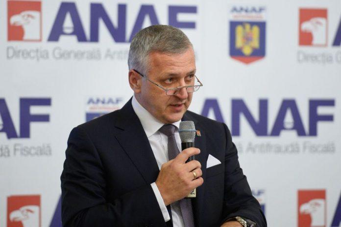 Gelu Diaconu, fostul șef ANAF