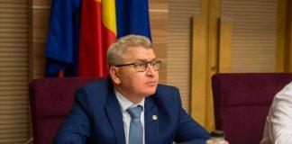 Deputatul PNL Florin Roman FOTO: Pagina de Facebook Florin Roman