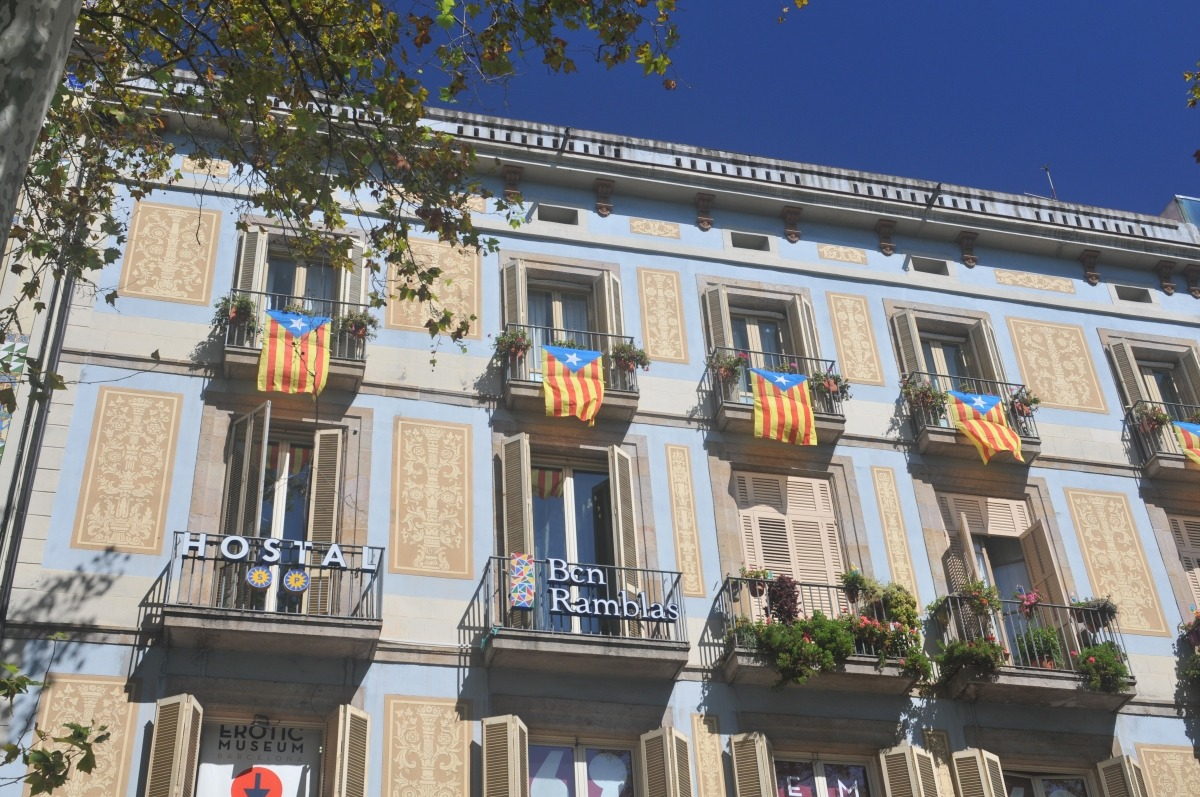 barcelona obiective turistice monument atentat