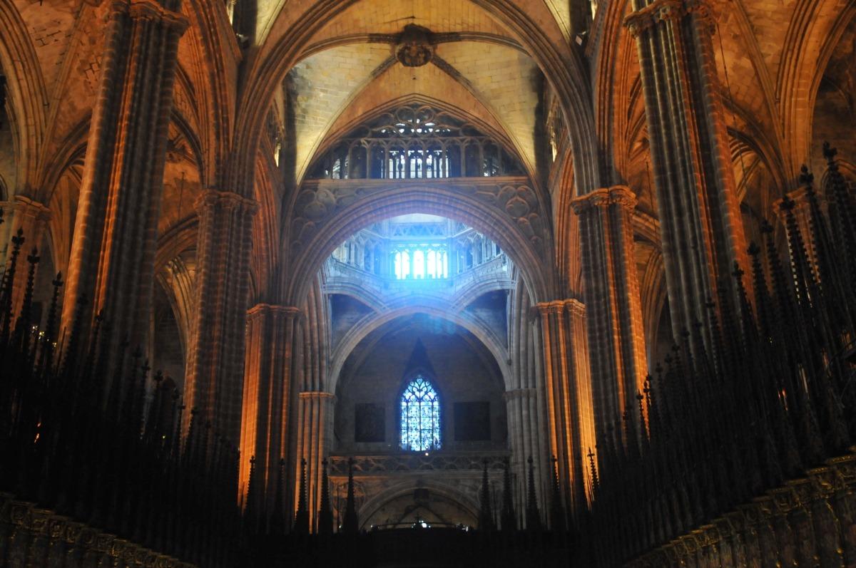 barcelona obiective turistice catedrala