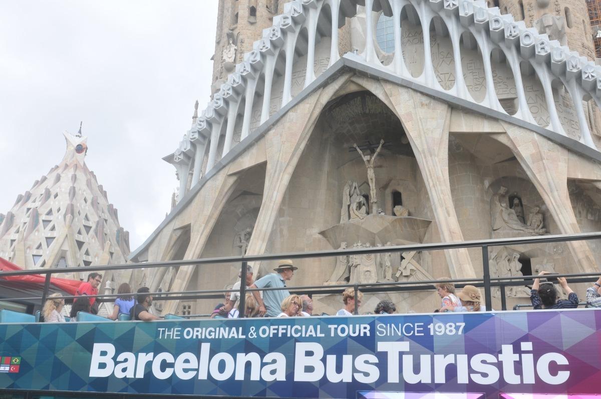 barcelona obiective turistice sagrada familia