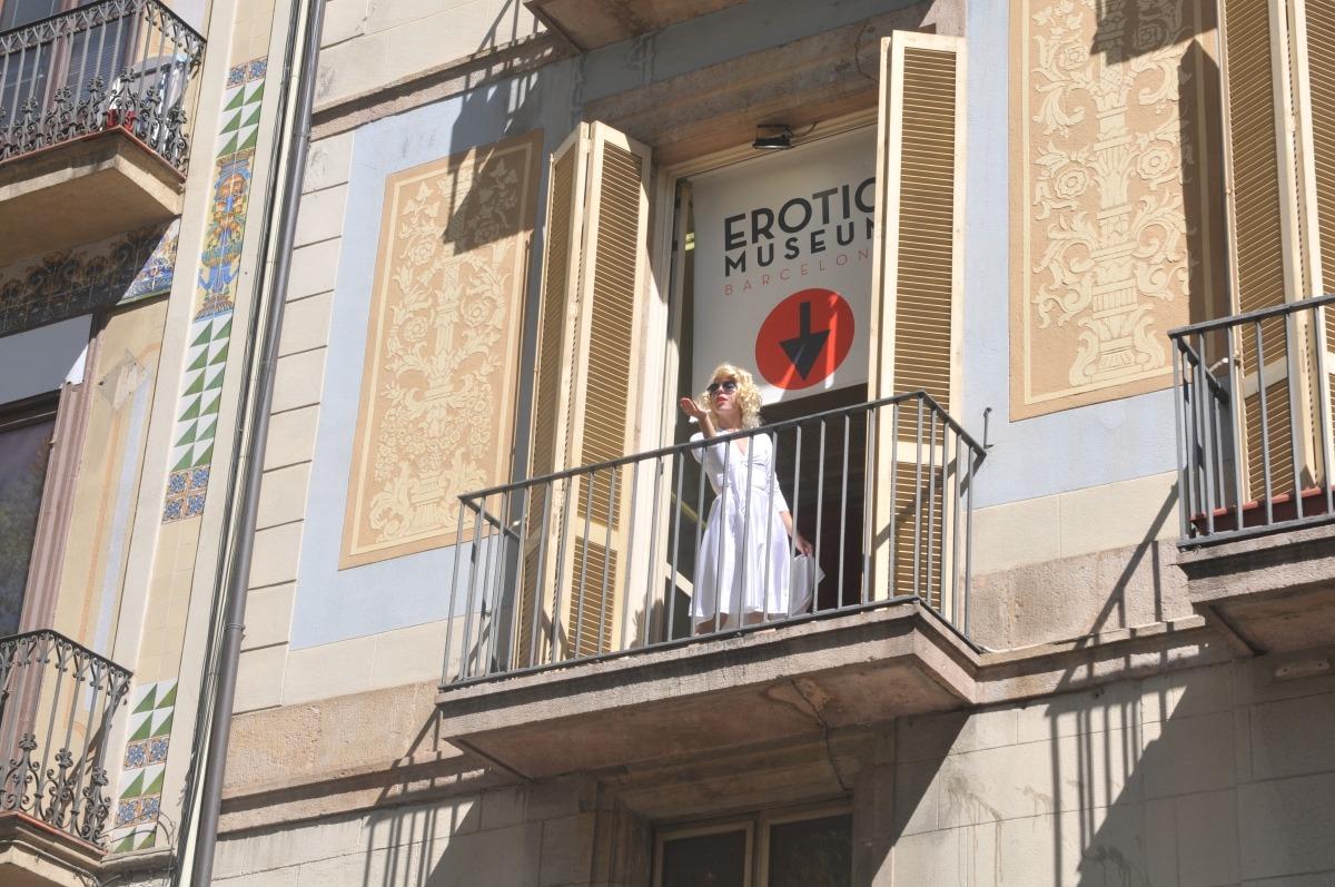 barcelona obiective turistice muzeul erotic
