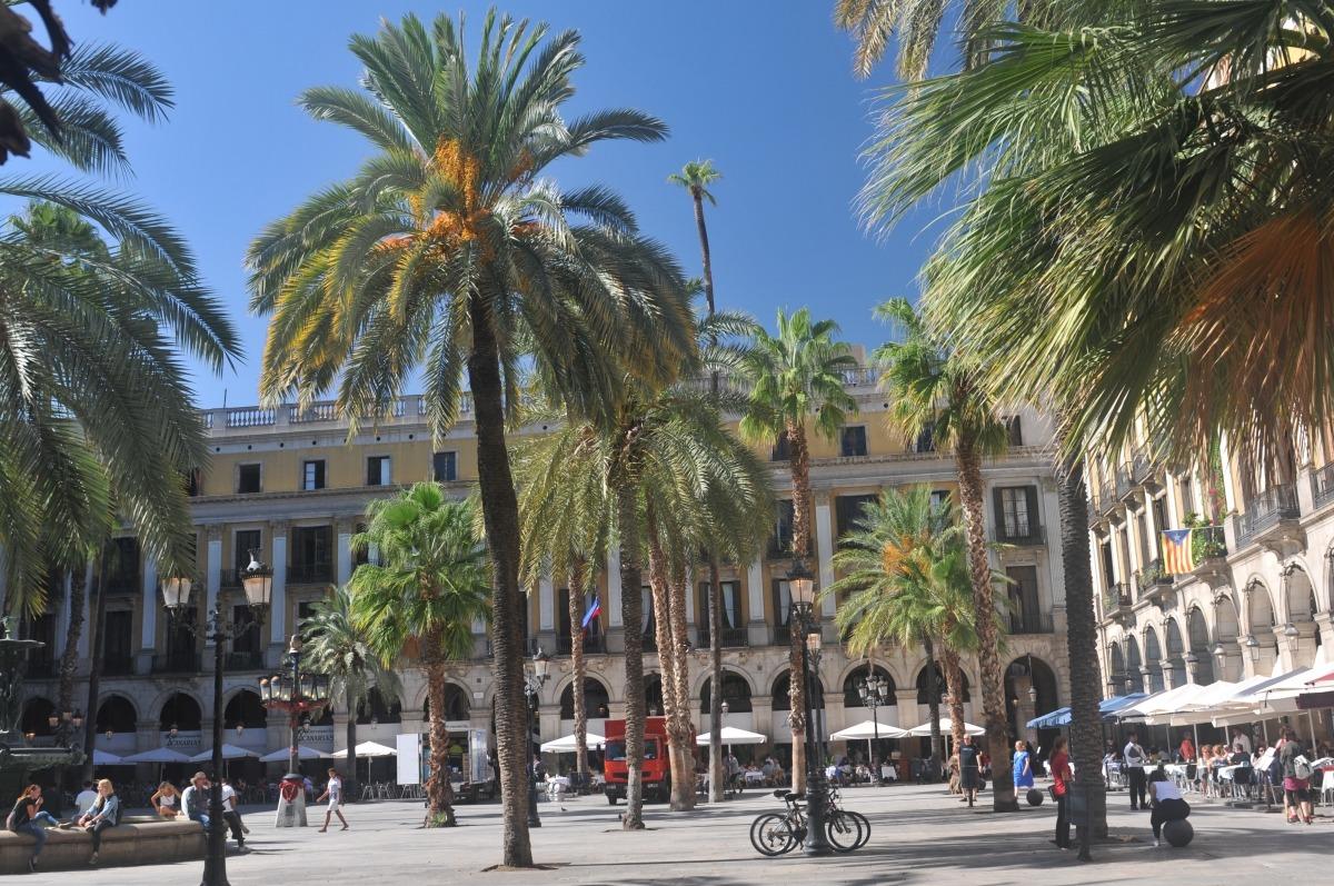 barcelona obiective turistice piata