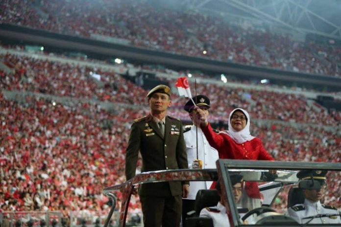 Halimah Yacob va fi cel de-al 8-lea președinte al statului Singapore. Foto: sureboh.sg