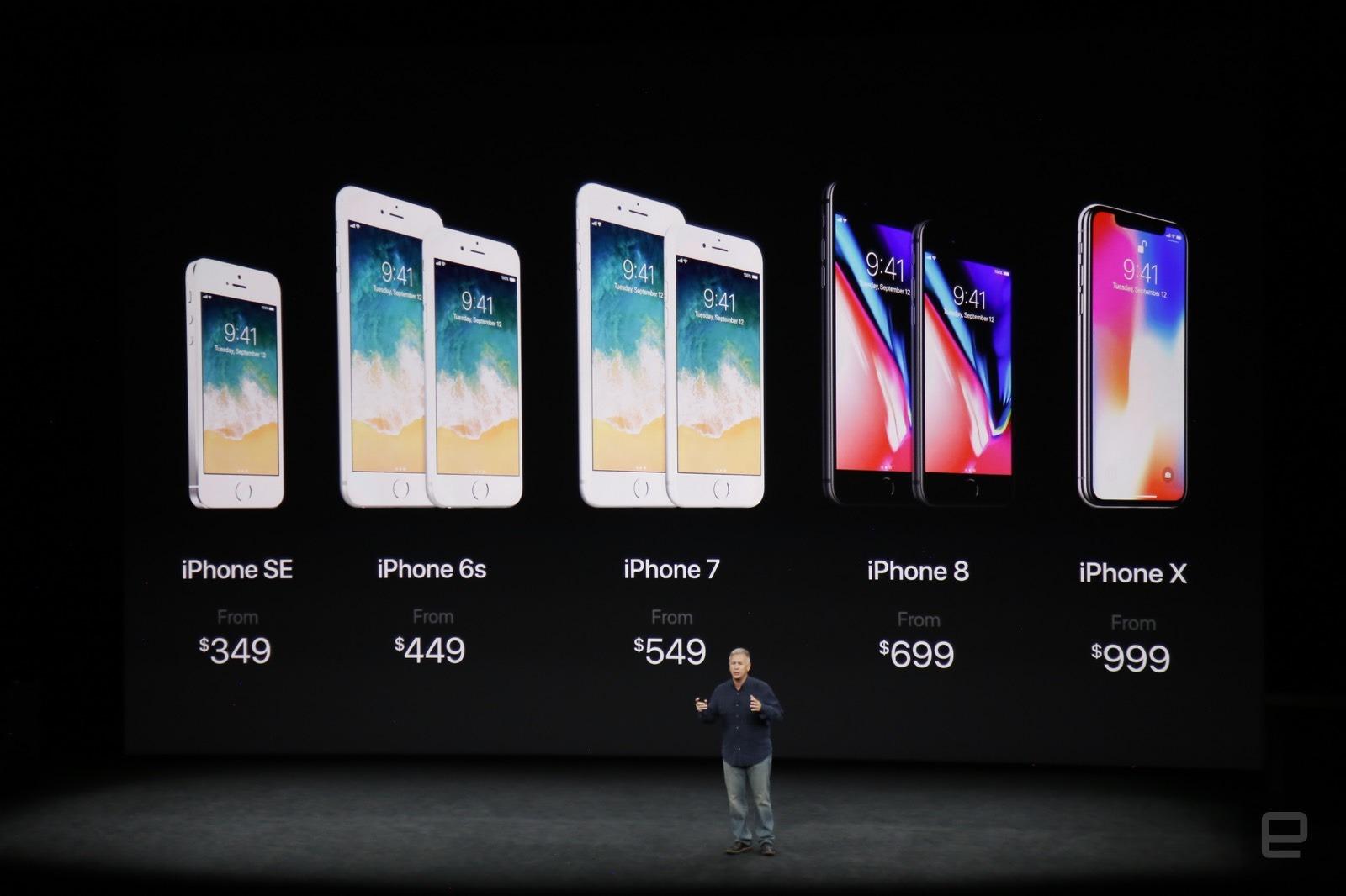 Apple a lansat nouă generație de telefoane. Vedeta e iPhone X