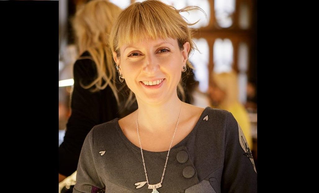 Monica Stănescu. Foto: Facebook