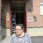 pensionară casa scării amendată