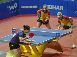 Elizabeta Samara (stânga) și Daniela Dodean au făcut un turneu european excelent în Luxemburg. Foto: Vinqui / Flickr