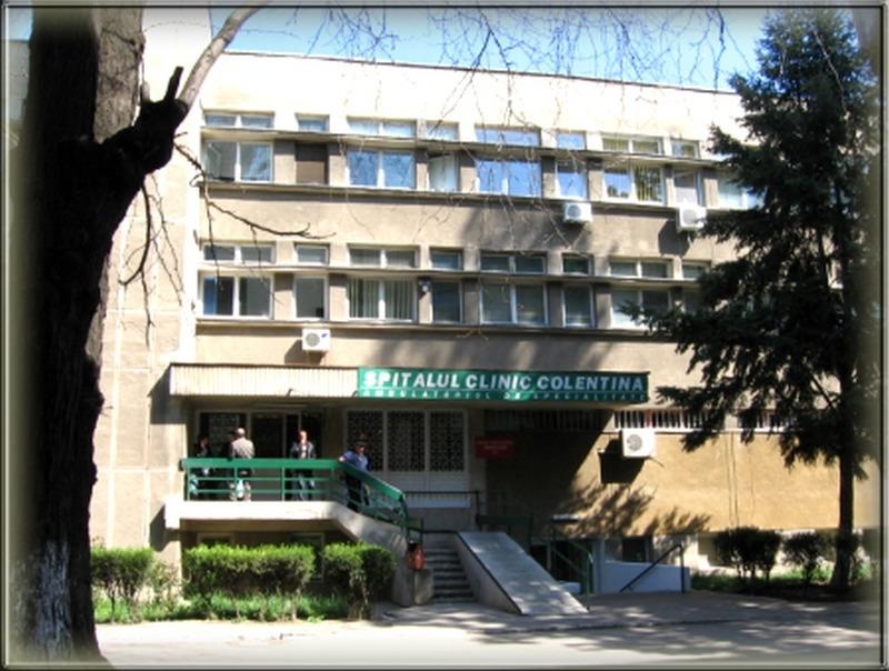 spitalul colentina