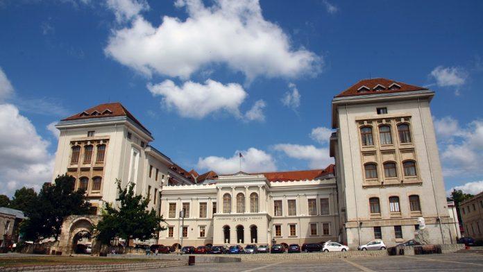 UMF Iași este între cele mai bune 1.000 de universități din lume. Foto: UMF Iași