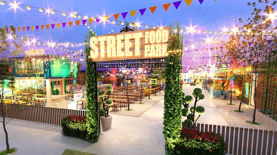 Wahaka Street Food Park