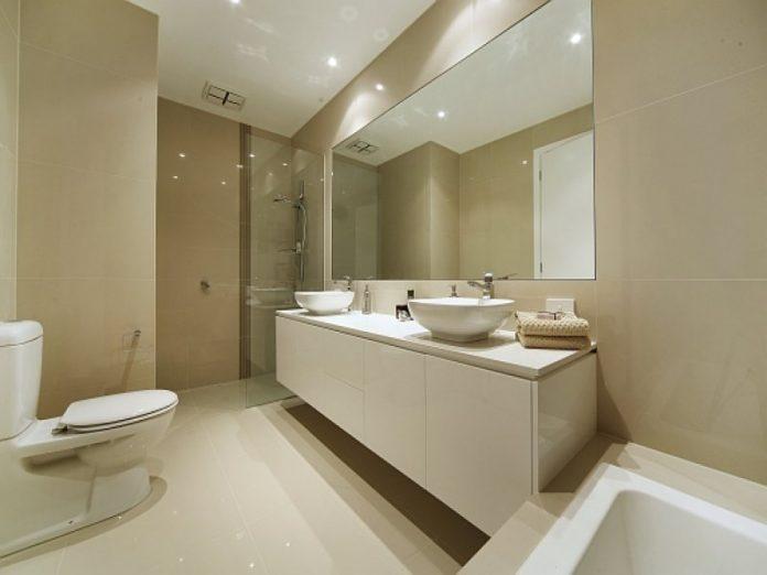 O baie modernă. Foto: Flickr / JohnJoe