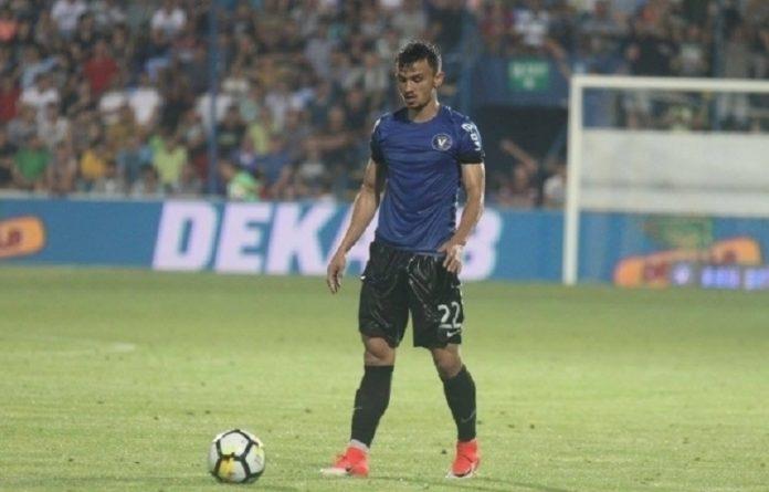Cristian Ganea poate trece de la Viitorul Constanța la Athletic Bilbao. Foto: Academia Hagi