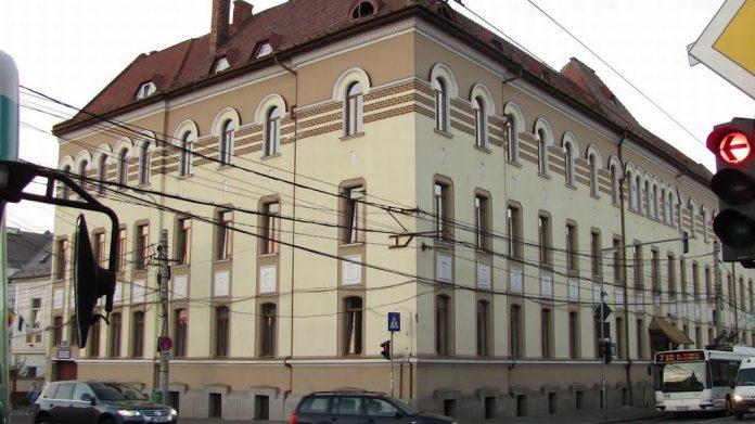 """Colegiului Tehnic de Comunicații """"Augustin Maior"""" FOTO: mapio.net"""