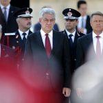 Mihai Tudose și Klaus Iohannis FOTO: Gov.ro