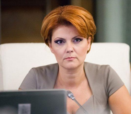 Olguța Vasilescu FOTO: Gov.ro