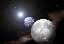 Un asteroid va trece printre Pământ și Lună în 13 octombrie. Foto: John Lambeth / Flickr