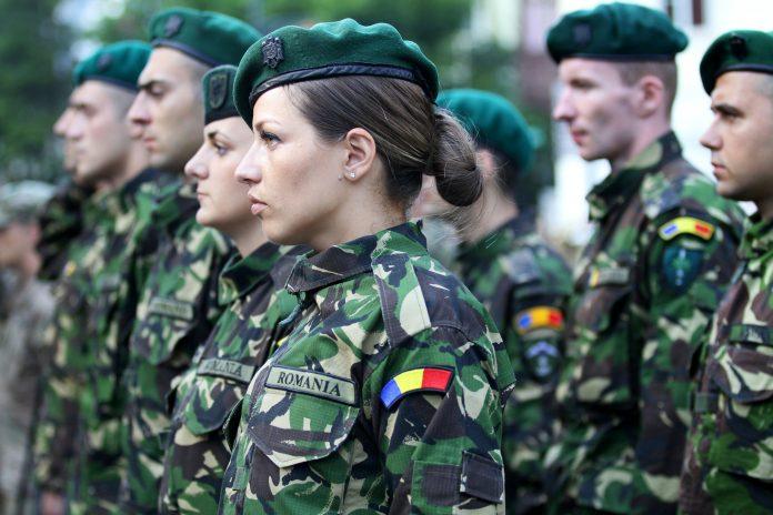 Armata Română are în componență peste 3.500 de femei militar. Foto: 221st Public Affairs Detachment / Flickr