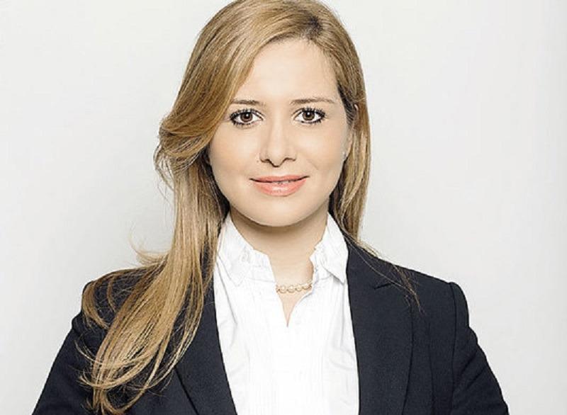 Silvia Mihalcea nu a fost aleasă prin vot, însă are cel mai mare salariu din Camera Deputaților. Foto: cdep.ro