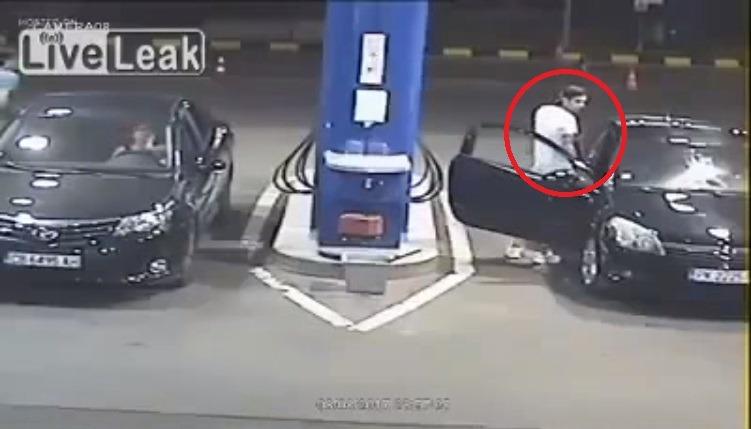 țigară benzinărie