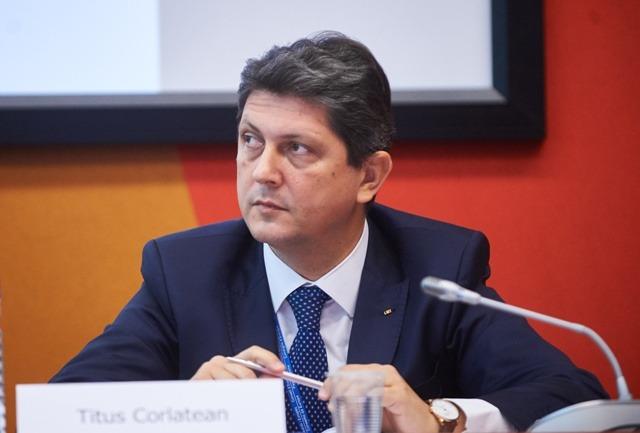 FOTO: senat.ro titus corlățean
