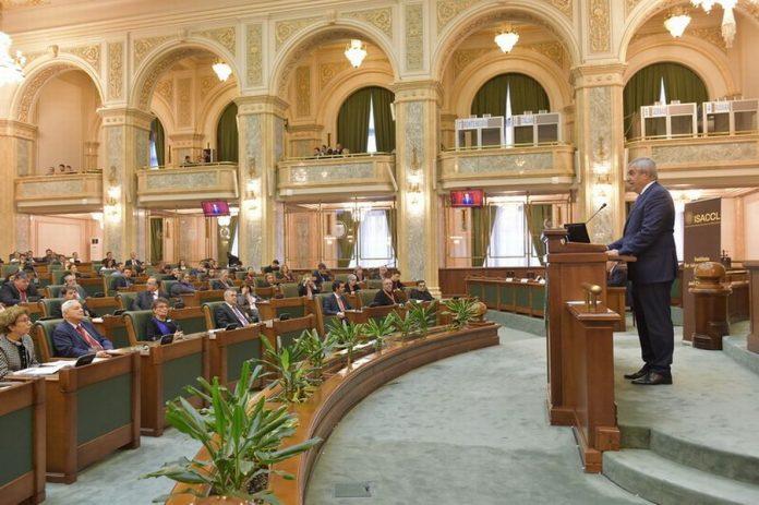 FOTO: senat.ro