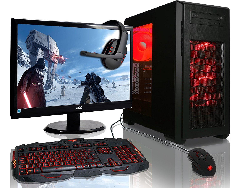 Reduceri eMAG Black Friday 2017 desktop gaming