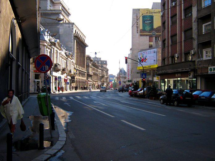 Calea Victoriei. Foto: Gabriel / Flickr