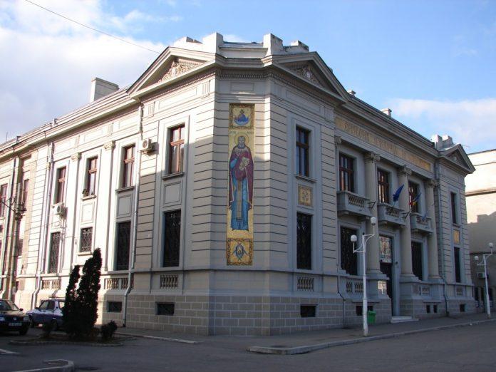 biserica episcopia severinului