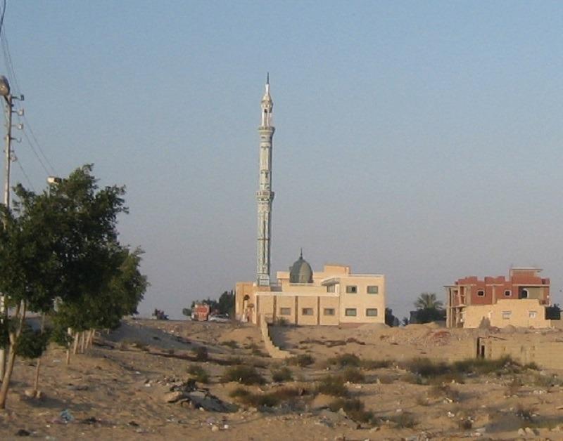 Moschee din Sinai. Foto: Prince Roy / Flickr
