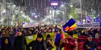 proteste 1 decembrie românia moare