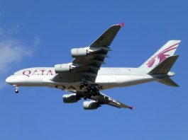 avion qatar airlines