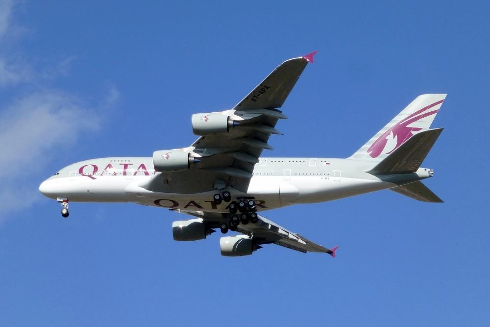 avion qatar airlines
