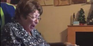 laptop bunică