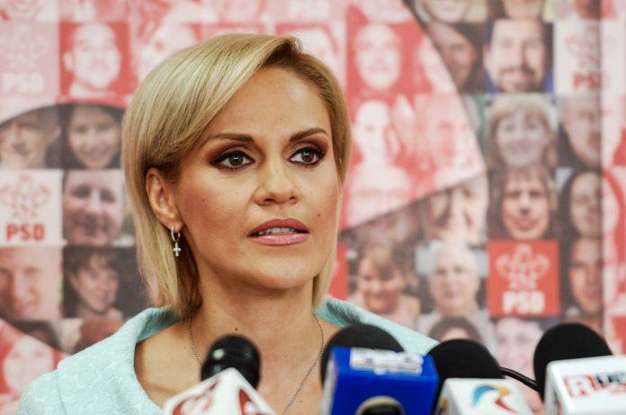 Gabriela Firea. Foto: PSD