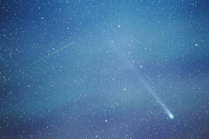 Geminide 2017. Foto: Jason Hullinger / Flickr