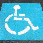 locuri de parcare persoane cu dizabilități