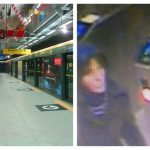 metrou crimă