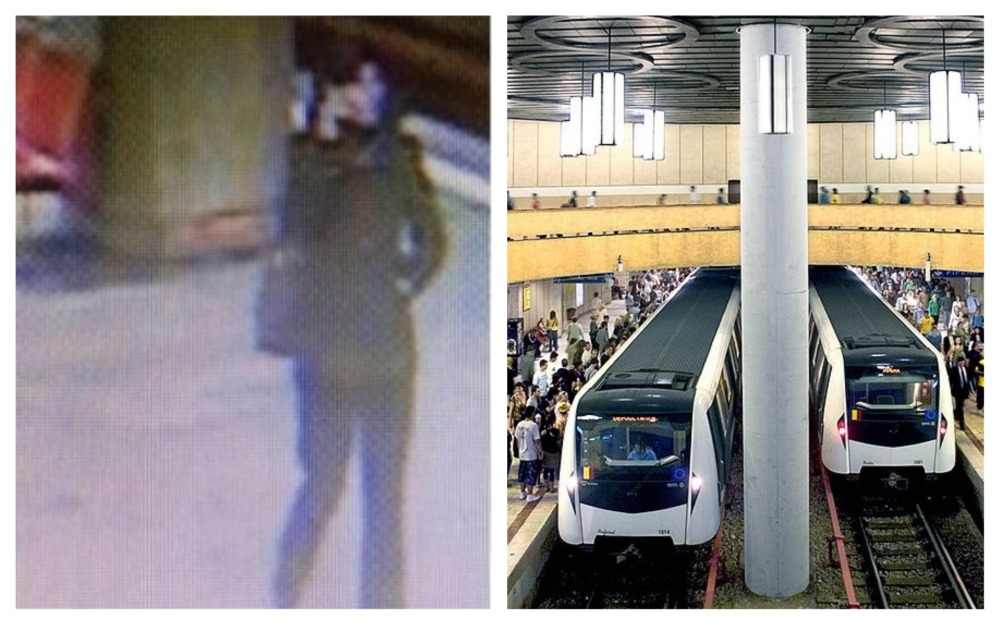 crimă metrou magdalena șerban