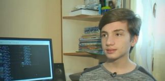 mihai enache cel mai tânăr profesor din românia