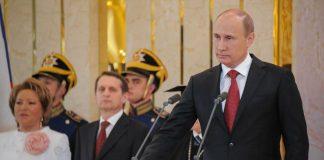 Vladimir Putin Foto: Kremlin.ru